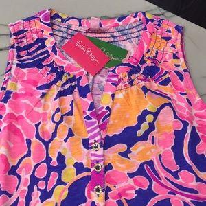 Lily Pulitzer sleeveless dress XS